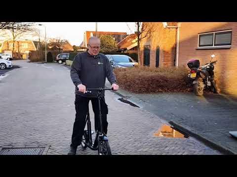 De loopfiets verkrijgbaar bij Pot tweewielers in Haaksbergen