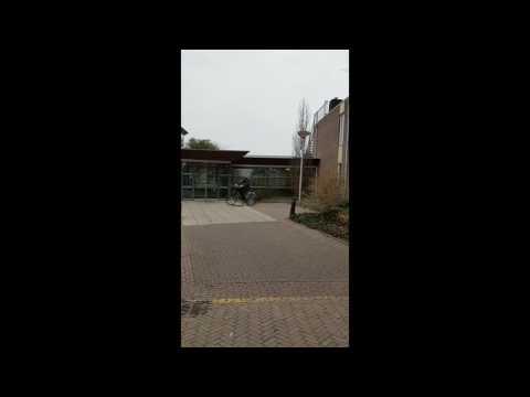 Zijwielen voor de fiets