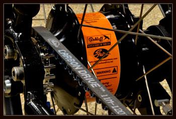 fiets rohloff naaf