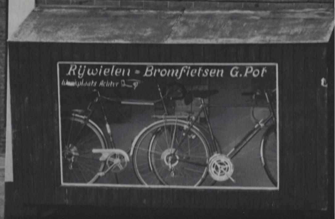 Pot tweewielers in 1966