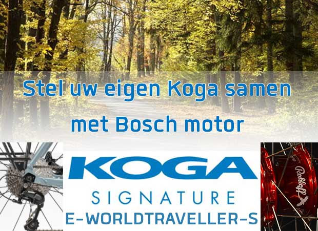Koga signature Pot tweewielers